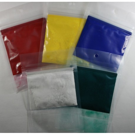 Dry Pigment Bundle